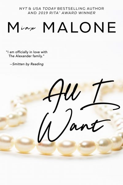 AllIWant_Cover1